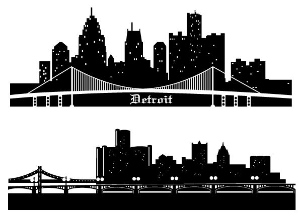Detroit clipart