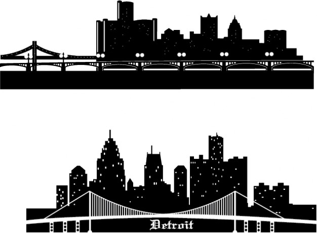 Free hd vector images of detroit skyline clipart picture free Free Detroit Cliparts, Download Free Clip Art, Free Clip Art on ... picture free