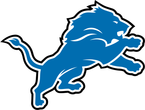 Detroit lions clipart free png library library Detroit Lions Logo transparent PNG - StickPNG png library library