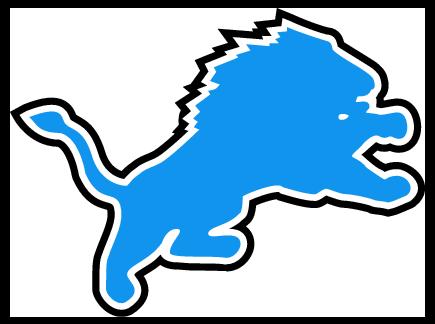 Detroit lions symbol clipart jpg black and white download Detroit Lions Logo Stencil - Cliparts.co jpg black and white download
