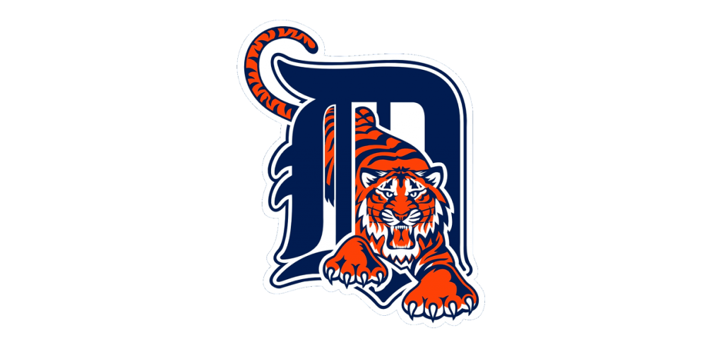 Detroit tigers baseball clipart png black and white Detroit Tigers July 1 2017 DH Game 1 Recap - In Play! magazine png black and white