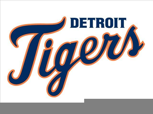 Free detroit tigers clipart image freeuse download Free Detroit Tiger Clipart | Free Images at Clker.com - vector clip ... image freeuse download