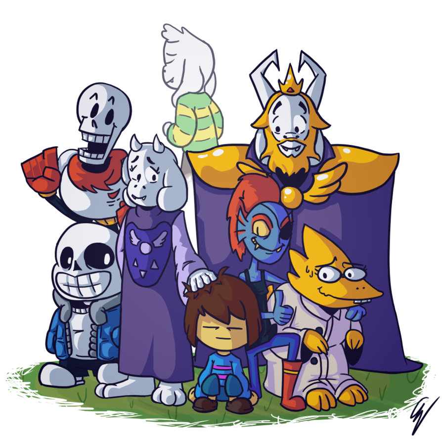 Deviantart group clipart size svg freeuse Undertale - the Pacifist by matolog272 on DeviantArt svg freeuse