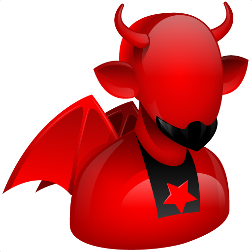 Devil at the pulpit clipart vector black and white library Download devil .ico clipart Devil Clip art vector black and white library