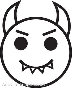 Devil clipart black and white vector library Devil Clipart Black And White (93+ images in Collection) Page 1 vector library