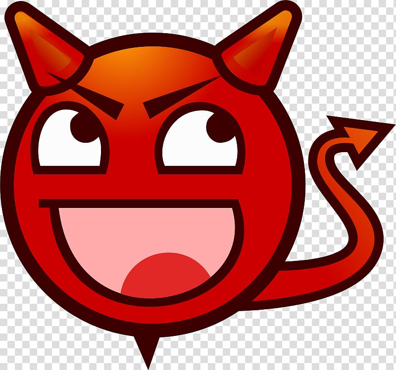 Devil face clipart clipart royalty free library Demon Devil , Devil Face transparent background PNG clipart | HiClipart clipart royalty free library