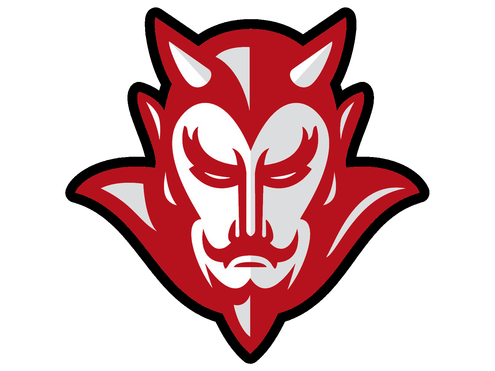 Devil logo clipart graphic royalty free download Red devils clip art clipart images gallery for free download ... graphic royalty free download