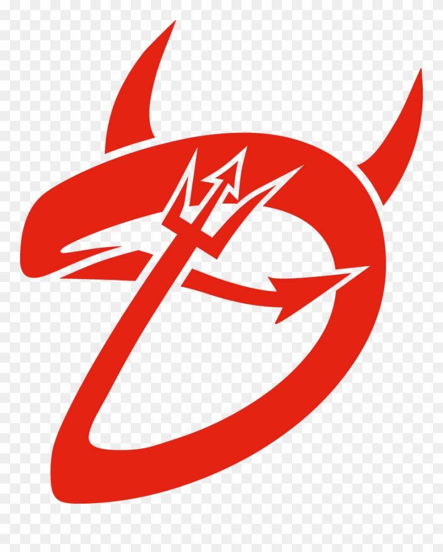 Devil logo clipart svg library library Logo - Red Devils Kümmersbruck Clipart (#1915498) - PinClipart svg library library