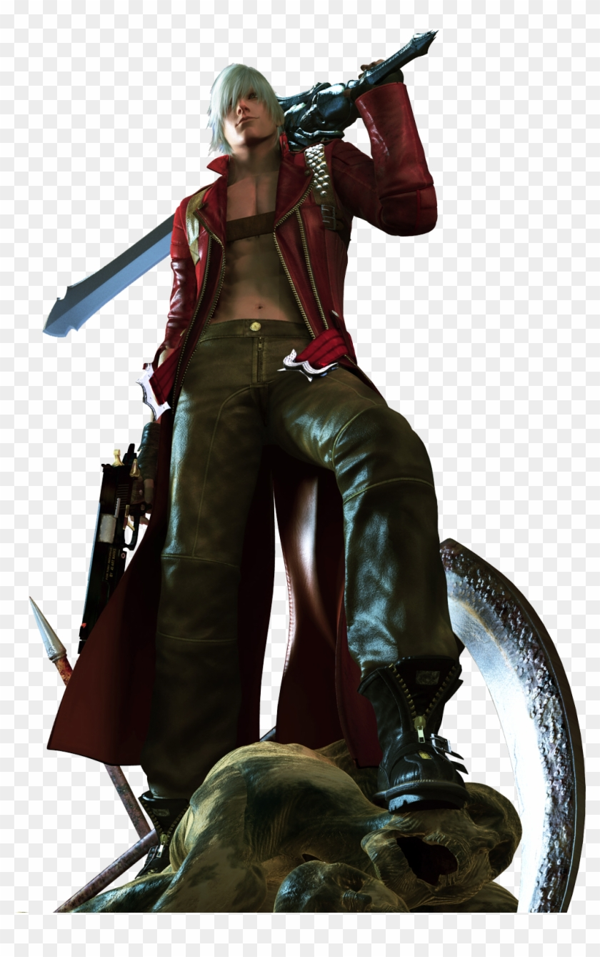 Devil may cry hd collection clipart graphic black and white download Devil May Cry Clipart Png - Devil May Cry 3 (2005), Transparent Png ... graphic black and white download