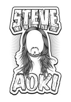 Devon aoki clipart png black and white download 25 Best Steve。Aoki images in 2018   Steve aoki, Dj steve aoki, Edm png black and white download