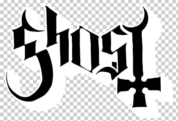 Devotion clipart clip art black and white download Ghost Ghoul Ceremony And Devotion Heavy Metal Square Hammer PNG ... clip art black and white download