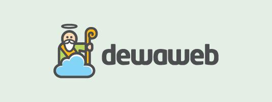 Dewa logo clipart png free library Media Kit - Dewaweb - Cloud Hosting, Domain Murah & VPS ... png free library