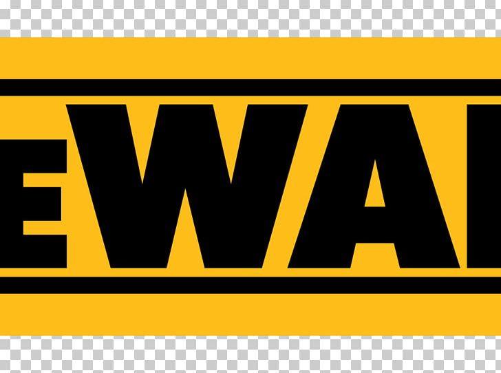 Dewalt logo clipart svg black and white download Logo Brand Font Product DeWalt PNG, Clipart, Area, Banner, Brand ... svg black and white download