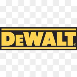 Dewalt logo clipart banner transparent Logo Yellow png download - 1024*768 - Free Transparent Logo png ... banner transparent
