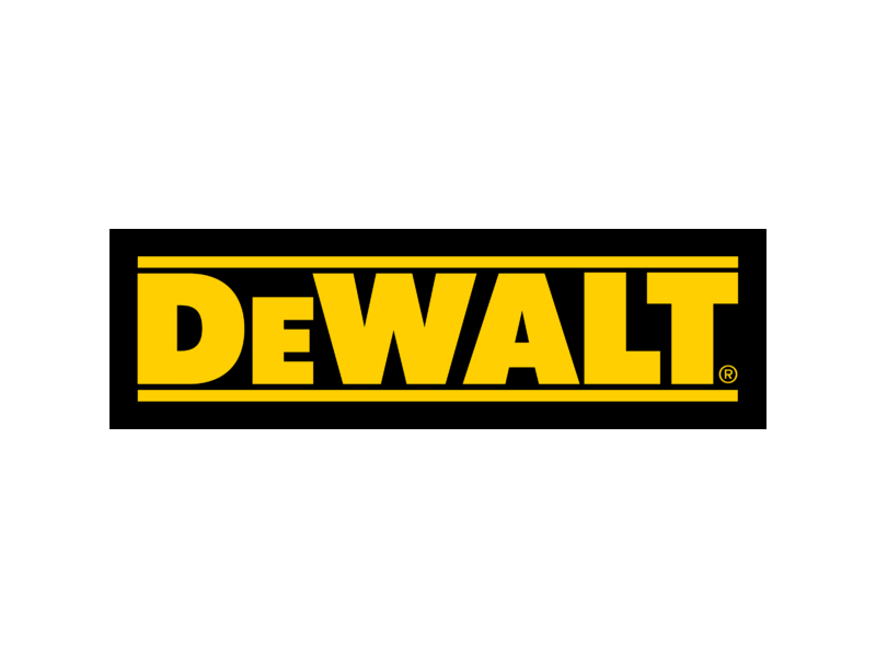 Dewalt logo clipart clipart black and white download Collection of 14 free Dewalt logo png bill clipart dollar sign ... clipart black and white download