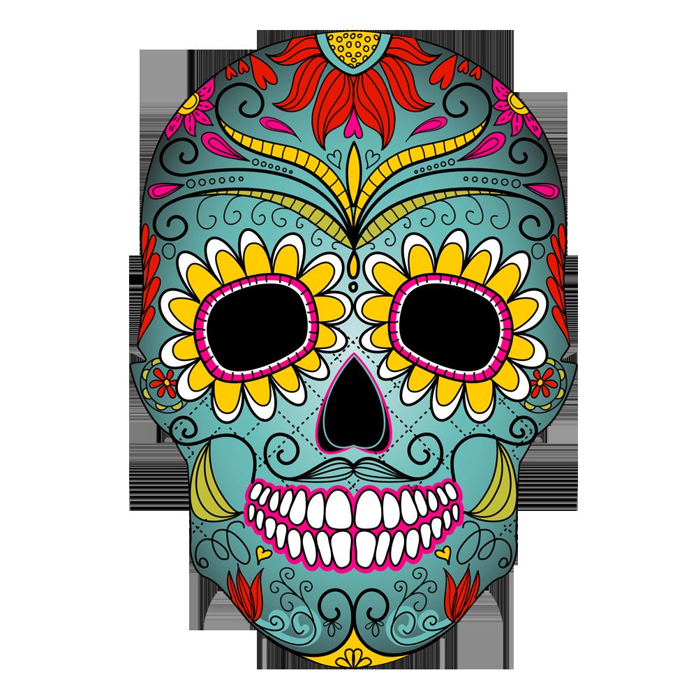 Dia de los muertos clipart free vector download Dia de los muertos skull clipart clipart images gallery for free ... vector download