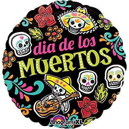 Dia de los muertos clipart free png black and white library \