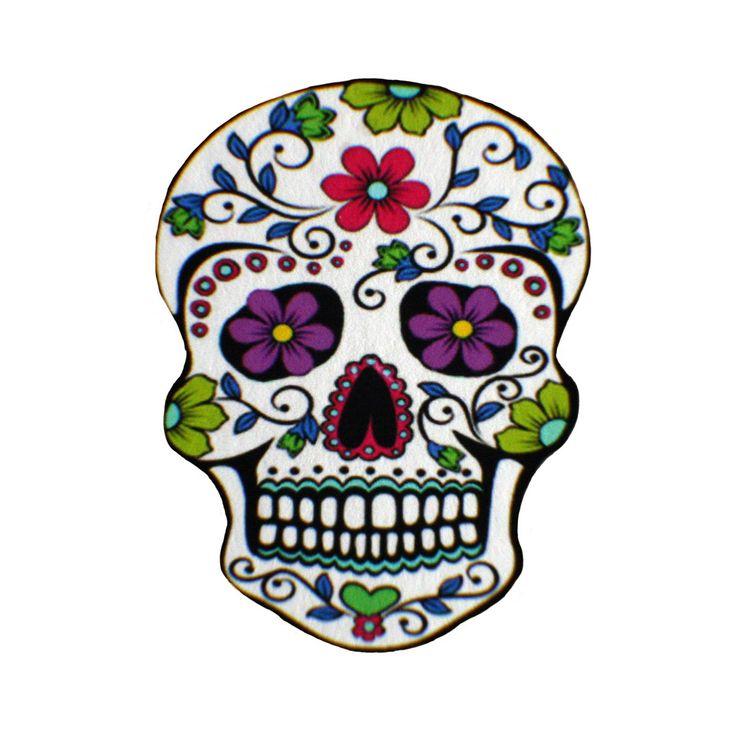 Dia de los muertos skull clipart freeuse mexican sugar skull | Holiday: Day of the Dead *Dia de los Muertos ... freeuse