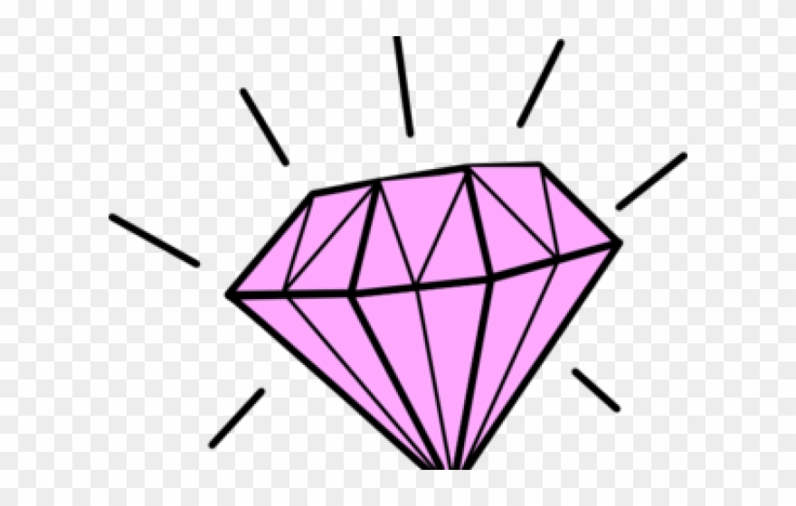 Diamnods clipart clipart library Diamonds Clipart Clip Art - Pink Diamond 5\'x7\'area Rug - Png ... clipart library