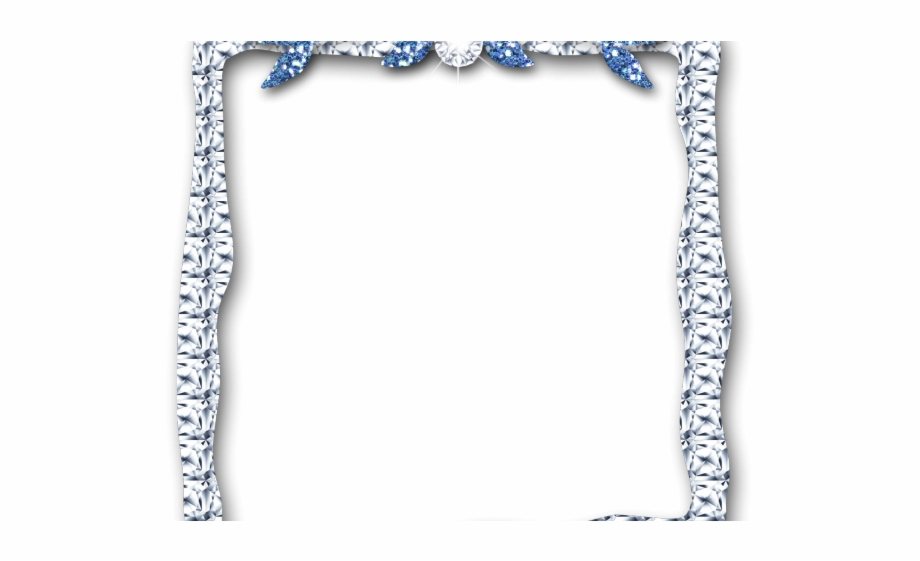 Diamond frame clipart clip free stock Diamond Frame Png - Diamond Border Transparent Background Free PNG ... clip free stock
