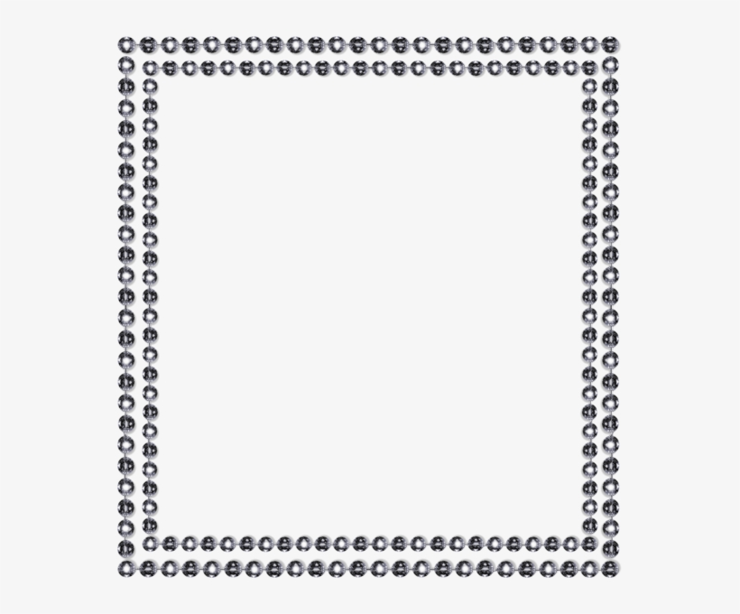 Diamond frame clipart picture black and white stock Diamond Border Png Clipart Transparent - Diamond Frames Transparent ... picture black and white stock