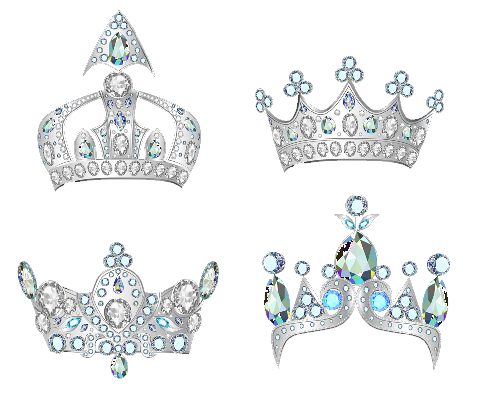 Diamond crown clipart black and white library Diamond Crown Transparent Background PNG - peoplepng.com black and white library
