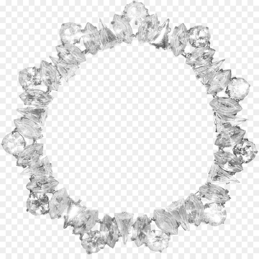 Diamond frame clipart clip art transparent download Wedding Ring Silver clipart - Diamond, Necklace, Silver, transparent ... clip art transparent download