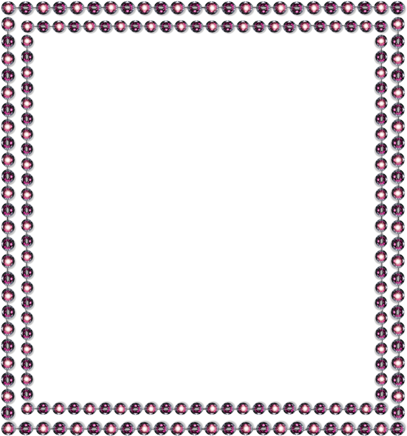Diamond frame clipart png freeuse HD Diamond Border Png By Jssanda - Transparent Background Diamond ... png freeuse