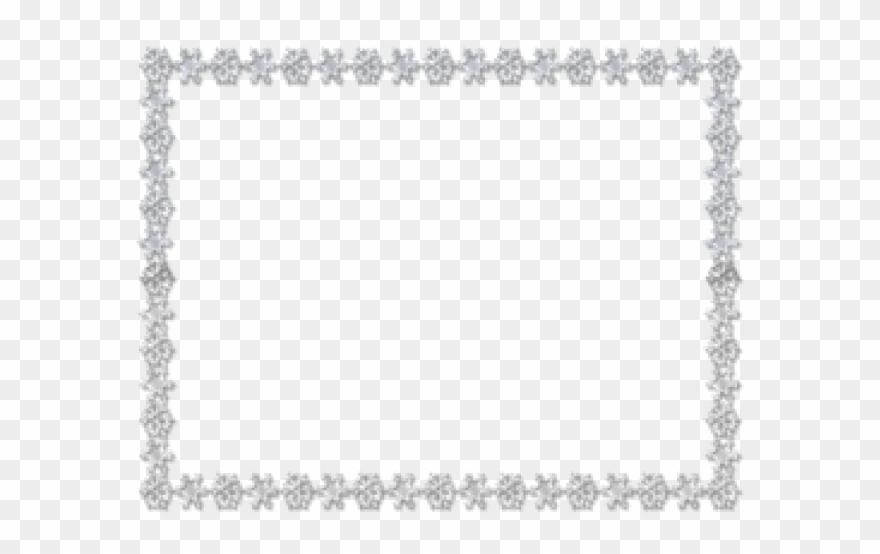 Diamond frame clipart free stock Snowflake Clipart Picture Frame - Diamond Photo Frame Png ... free stock