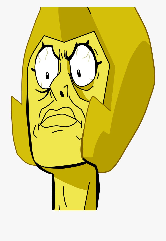 Diamond head clipart svg freeuse Gem Vector Yellow Diamond - Diamond Head Steven Universe #1416933 ... svg freeuse