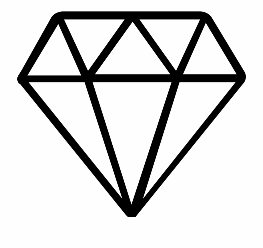 Diamond icon clipart free stock Png File Svg - Diamond Icon Png Free PNG Images & Clipart Download ... free stock