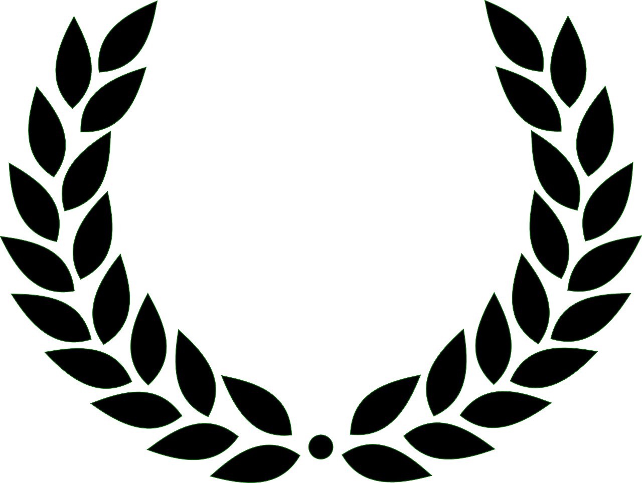 Diamond reef and crown clipart picture royalty free stock Top 10 Laurel Wreath Design - Vector Art Library picture royalty free stock