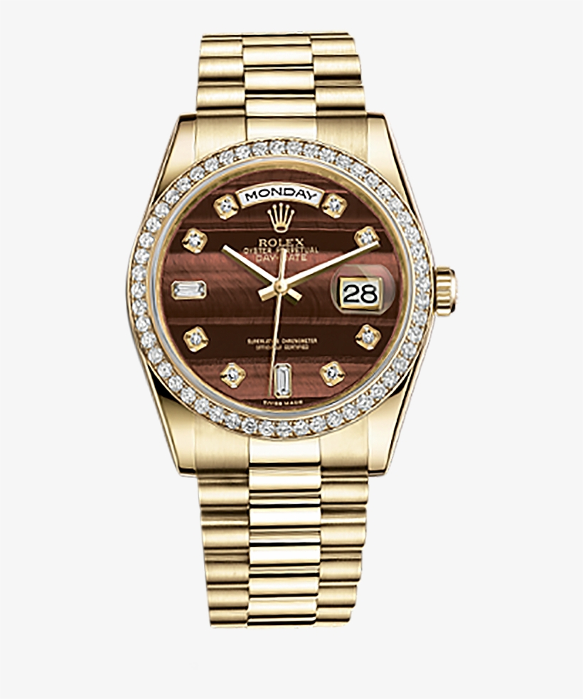 Diamond rolex clipart banner freeuse stock Diamond Rolex Png Banner Transparent Download - Rolex Day Date Gold ... banner freeuse stock