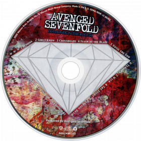 Diamonds in the rough clipart vector library library Avenged sevenfold live in the lbc diamonds in the rough songs ... vector library library