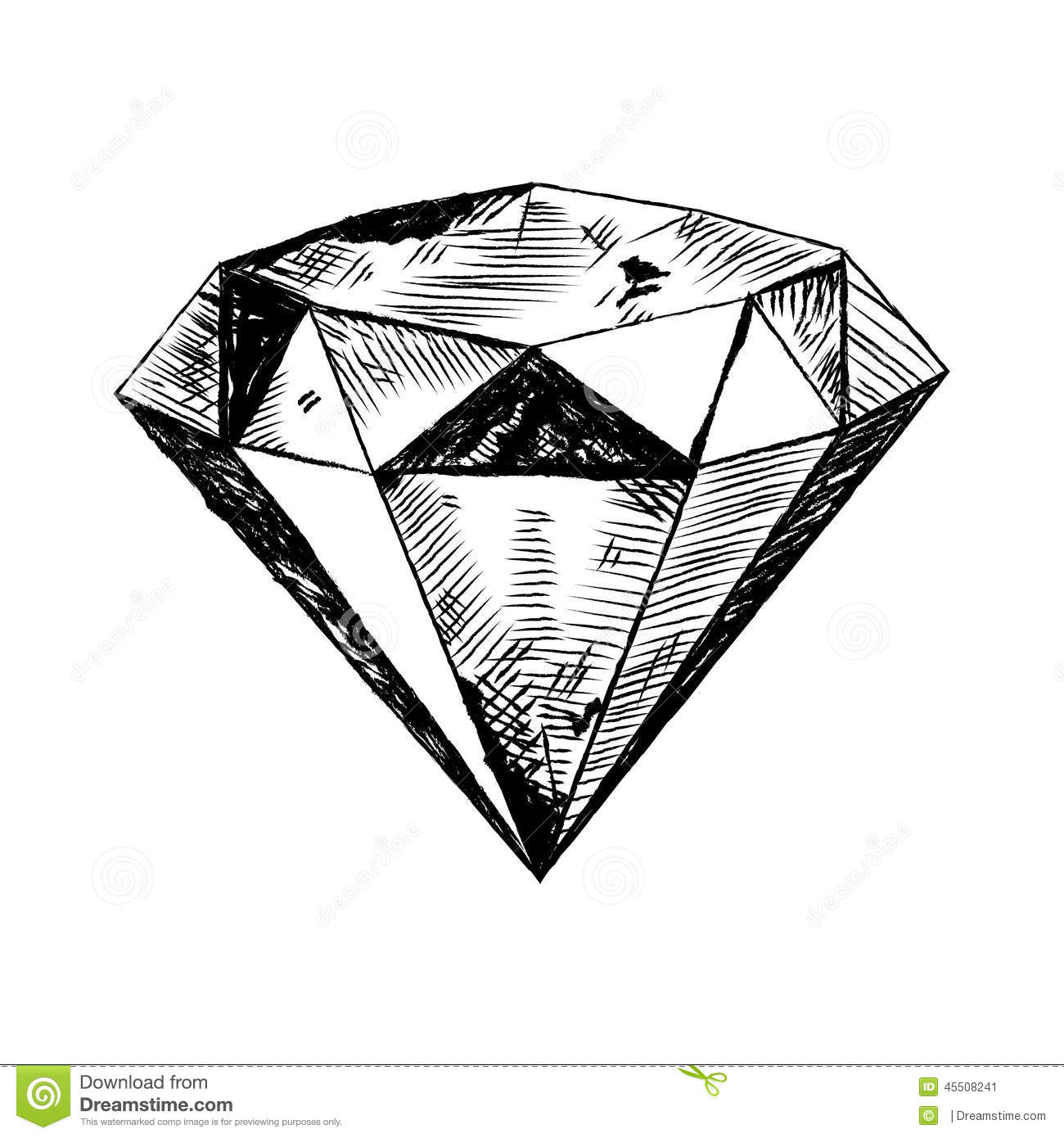 Diamonds in the rough clipart freeuse download 7+ Fantastic Rough Diamond Sketch Drawing Gallery - Sketch - SKETCH ARTS freeuse download