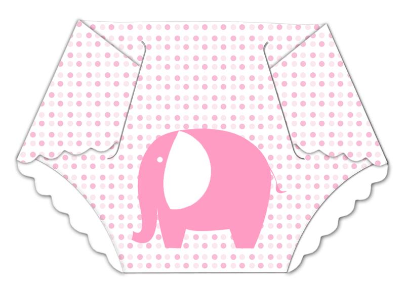 Diaper shower clip art image transparent library Baby girl diaper clipart - ClipartFest image transparent library