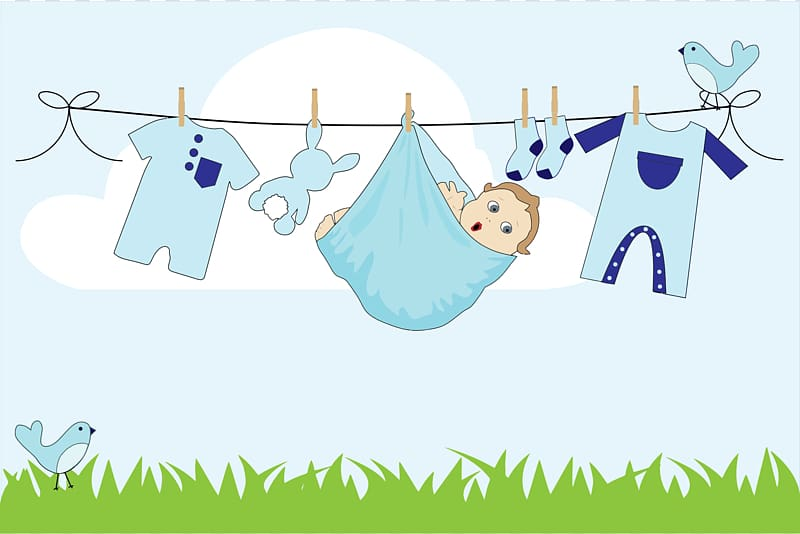Diapers on the line clipart picture freeuse Diaper Cake Clothes line Boy , Babu Clothesline transparent ... picture freeuse