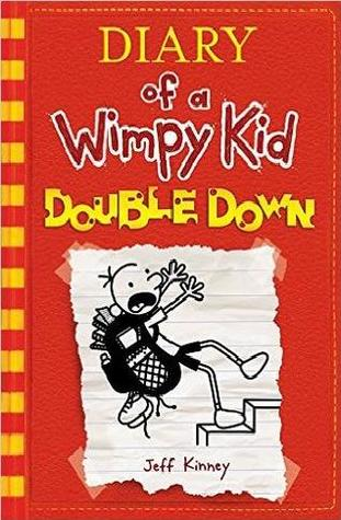 Diary of a wimpy kid double down clipart banner free library Book Spotlight: Diary of a Wimpy Kid. Double Down « Mymcbooks\'s Blog banner free library
