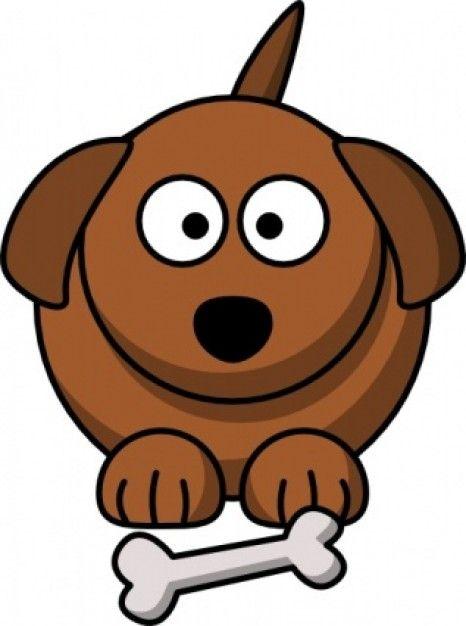 Dibujos clipart gratis png black and white download Perro de dibujos animados de Clip Art | Descargar Vectores gratis ... png black and white download