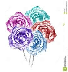 Dibujos de rosas a lapiz clip black and white library Resultado de imagen para dibujo de rosas a lapiz | rosas ... clip black and white library