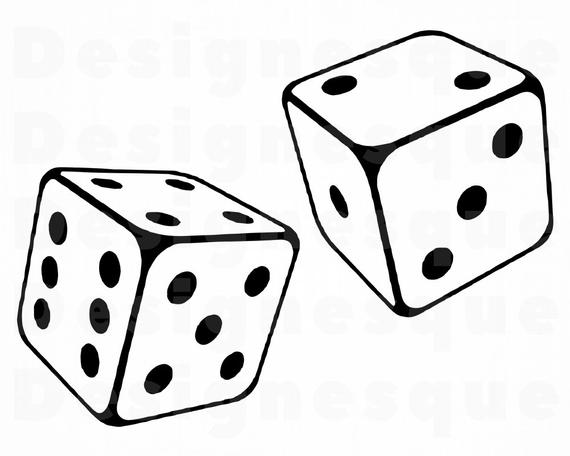 Dice images clipart svg freeuse Dice #3 SVG, Dice SVG, Rolling Dice Svg, Dice Clipart, Dice Files ... svg freeuse