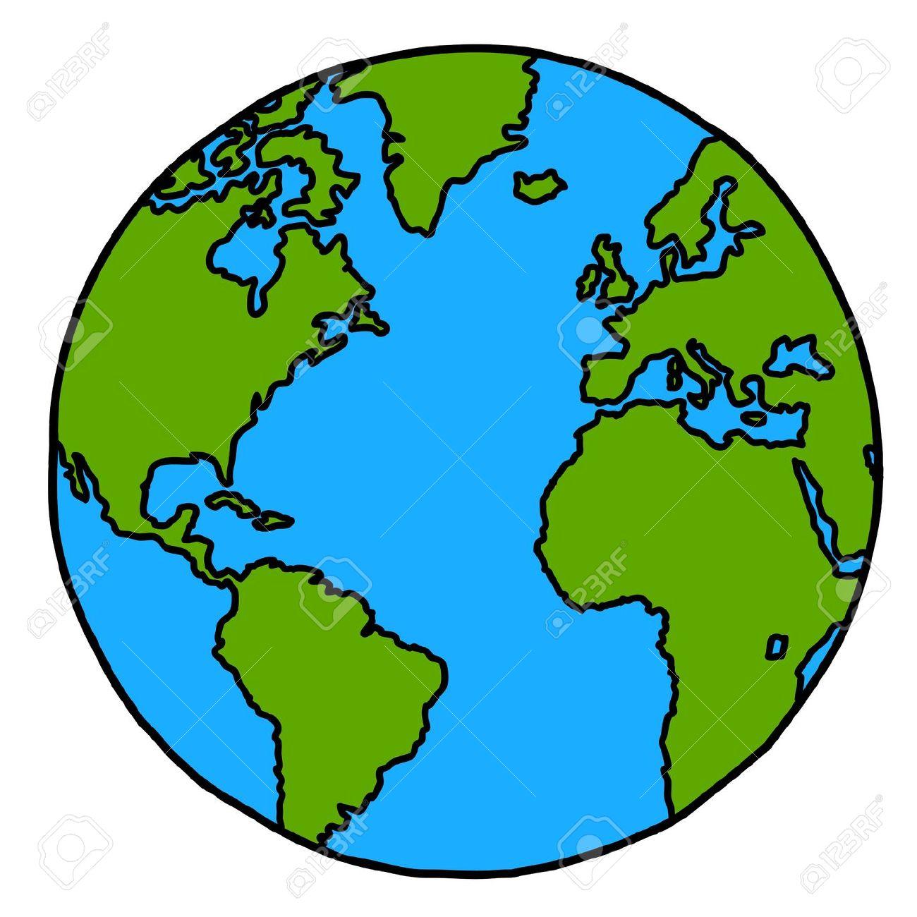 Die erde clipart banner Erde Europa Lizenzfreie Vektorgrafiken Kaufen: 123RF banner