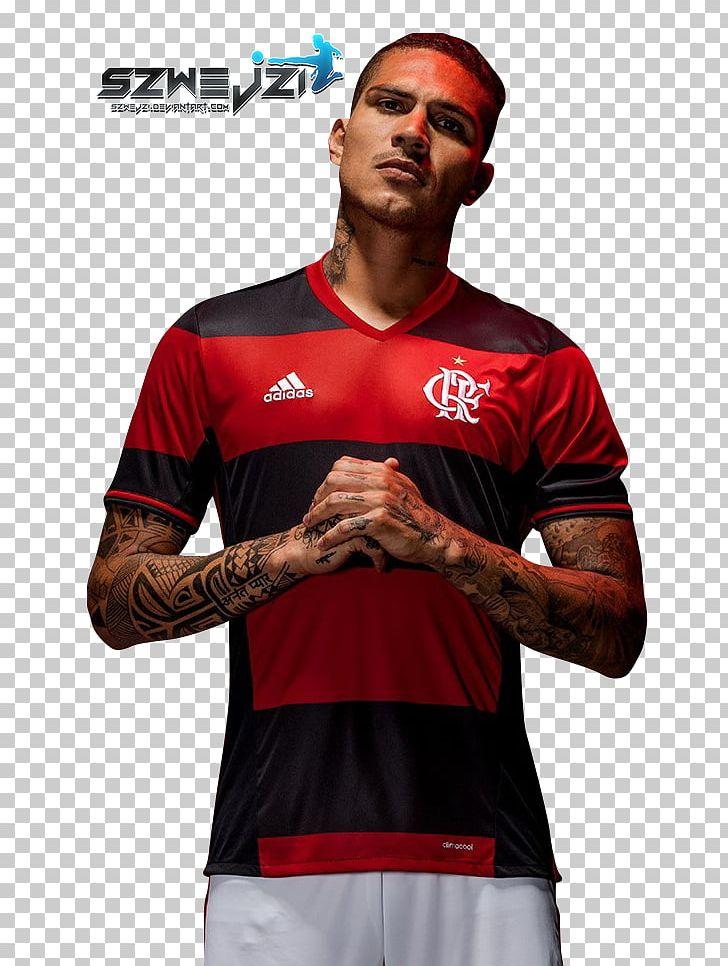 Diego flamengo clipart picture black and white stock Paolo Guerrero Clube De Regatas Do Flamengo 2018 FIFA World ... picture black and white stock