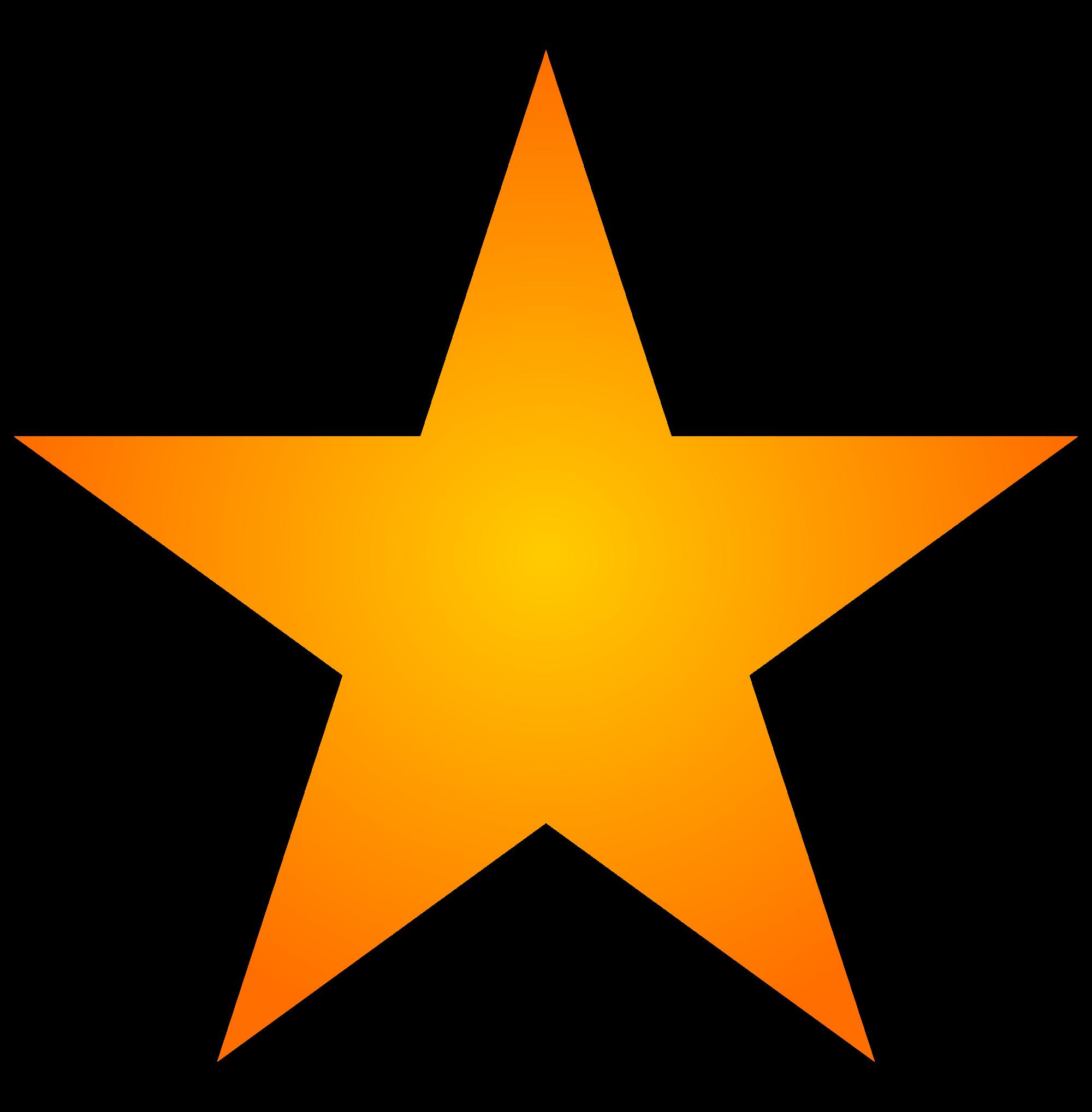 Orange star clipart clipart free download Download Png Image Star Orange Color clipart free download