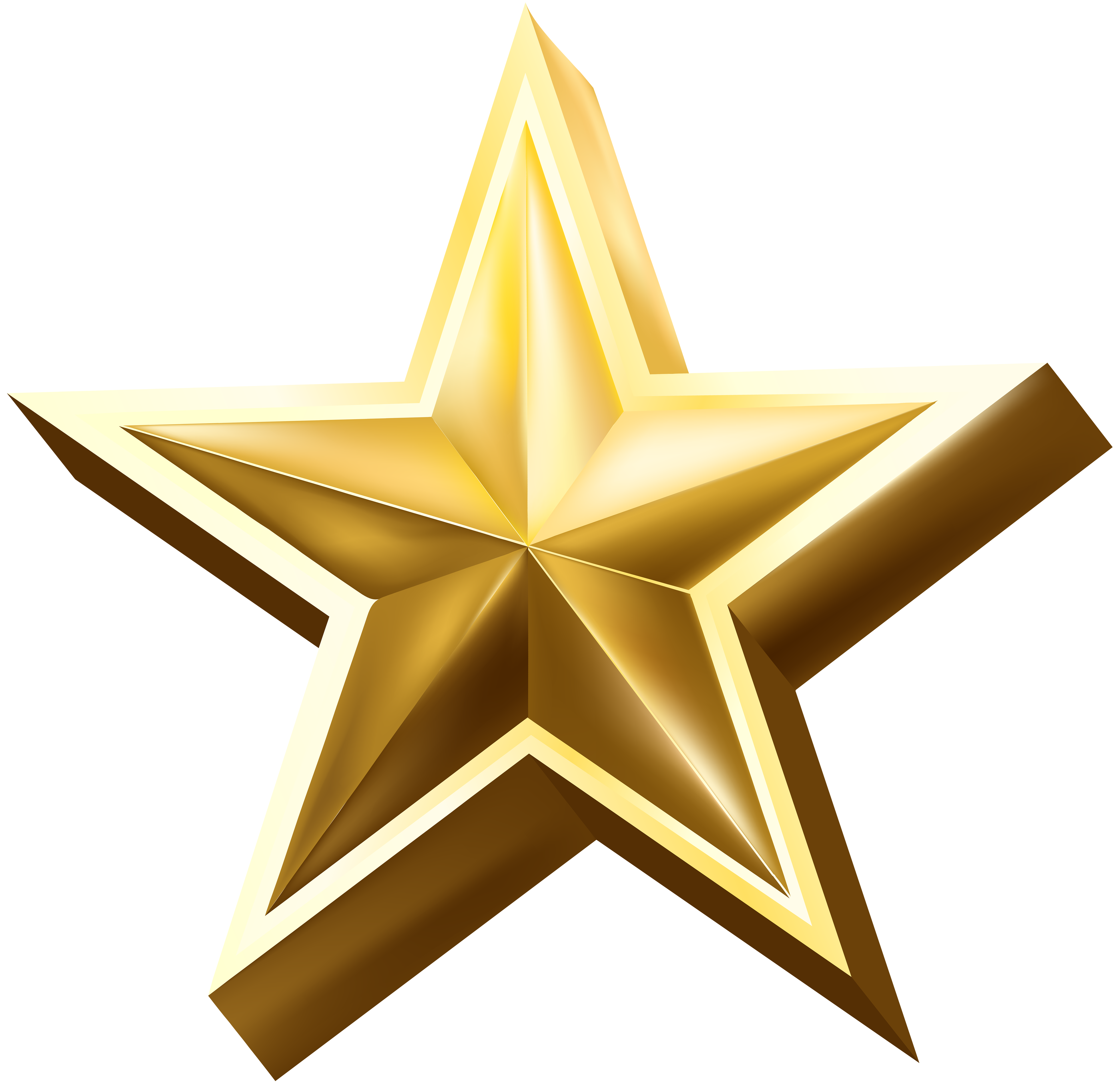 Different sized star clipart picture free download Deco Star Transparent PNG Clip Art Image   Gallery Yopriceville ... picture free download