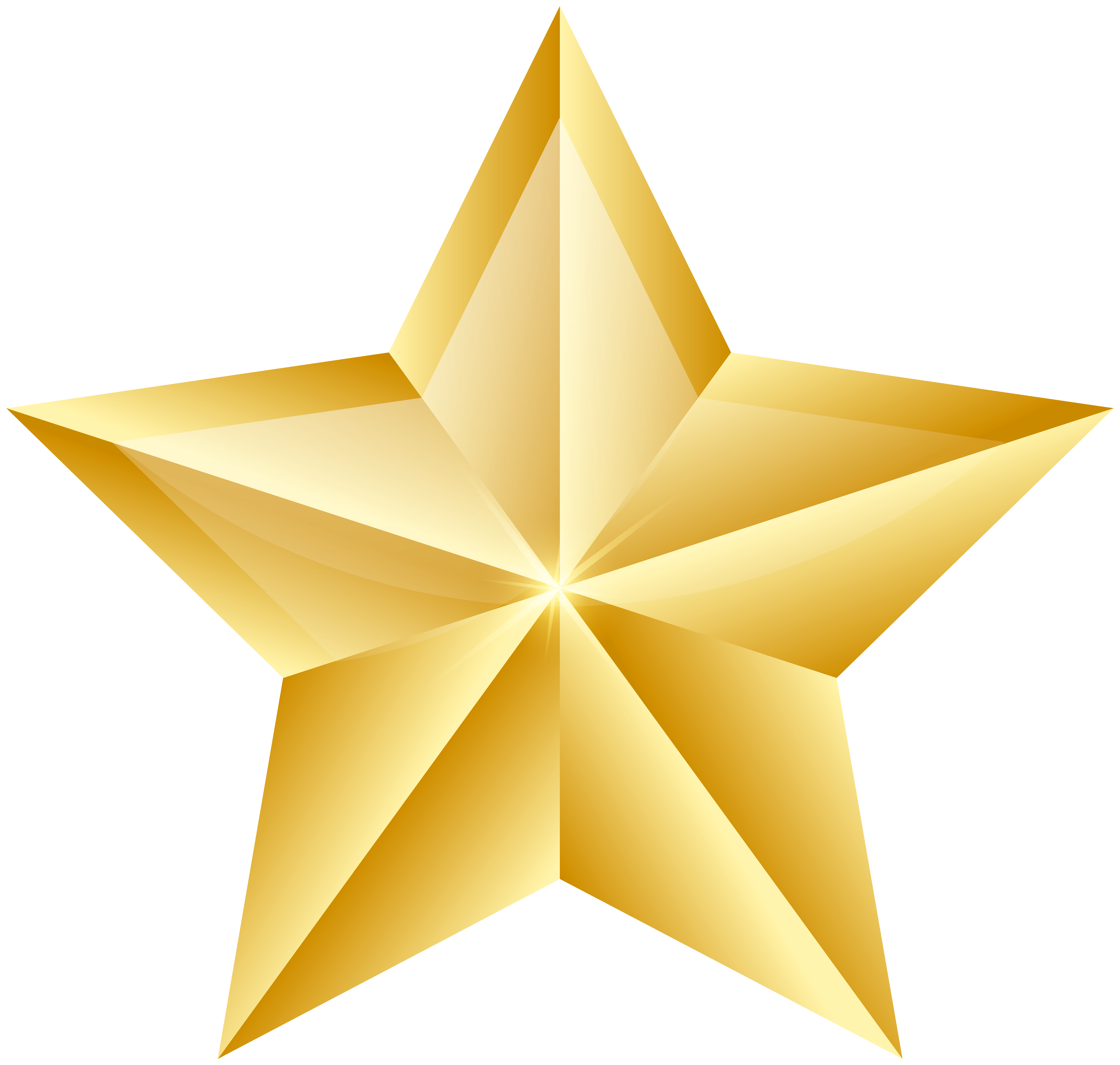 Clip art png image. Different sized star clipart