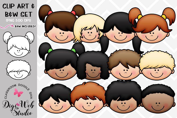 Digistudio clipart clipart download Clip Art / Illustrations - Happy Faces clipart download