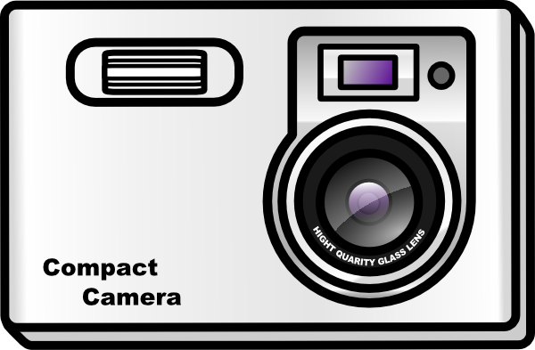 Digital cameras clipart graphic free stock Digital camera clipart 1 » Clipart Station graphic free stock