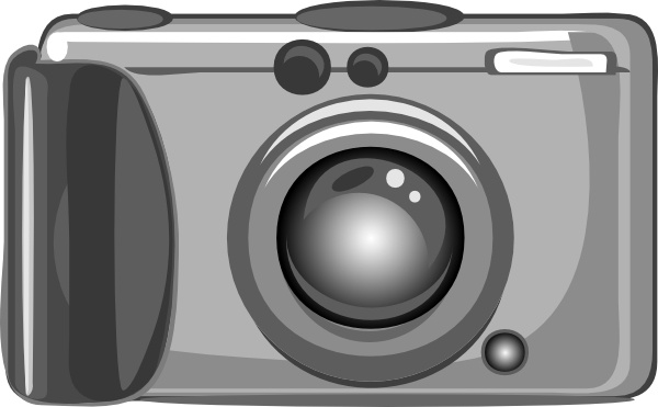 Digital cameras clipart svg royalty free stock Digital Camera clip art Free vector in Open office drawing svg ... svg royalty free stock