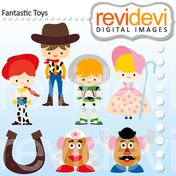Digital cliparts clip library stock Toys 07454.. Digital cliparts clip library stock